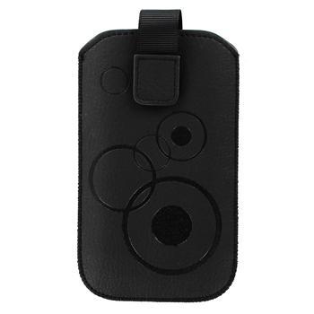 ForCell Deko Pouzdro Black pro i8190 a S7560