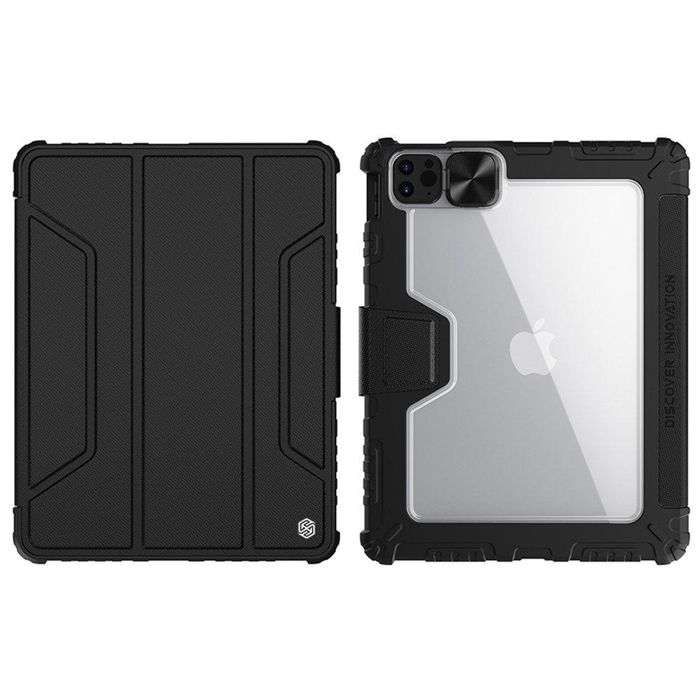Nillkin Bumper PRO Protective Stand Case pro iPad 10.9 2020/Air 4/Pro 11 2020 Black - 6902048214804