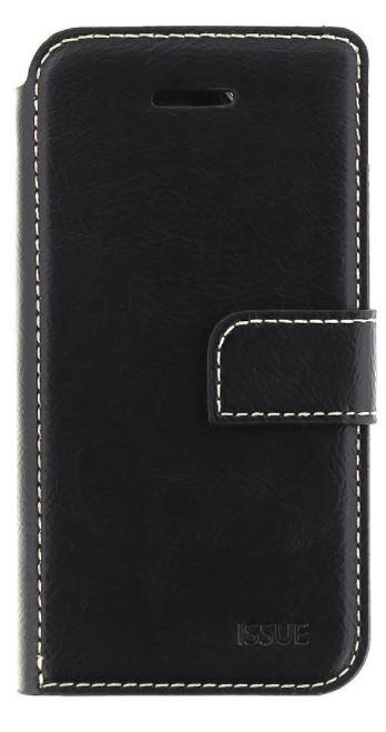 Molan Cano Issue Book Pouzdro pro Xiaomi Mi 11 Lite 4G/5G Black - 8596311148750