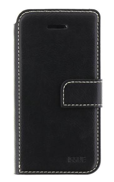 Molan Cano Issue Book Pouzdro pro Samsung Galaxy S21 FE Black - 8596311157608