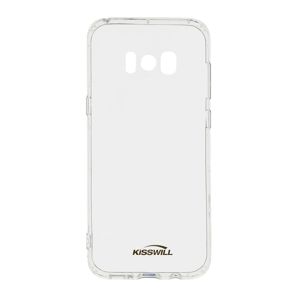 Kisswill Air Transparent pro Samsung G955 S8 Plus