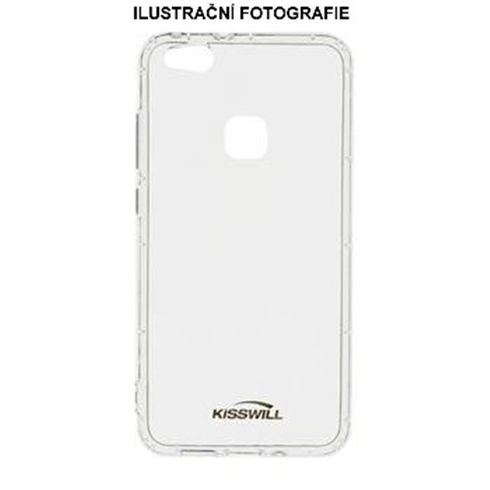 Kisswill Air Around TPU Kryt pro Huawei P40 Lite E Transparent - 8596311109218