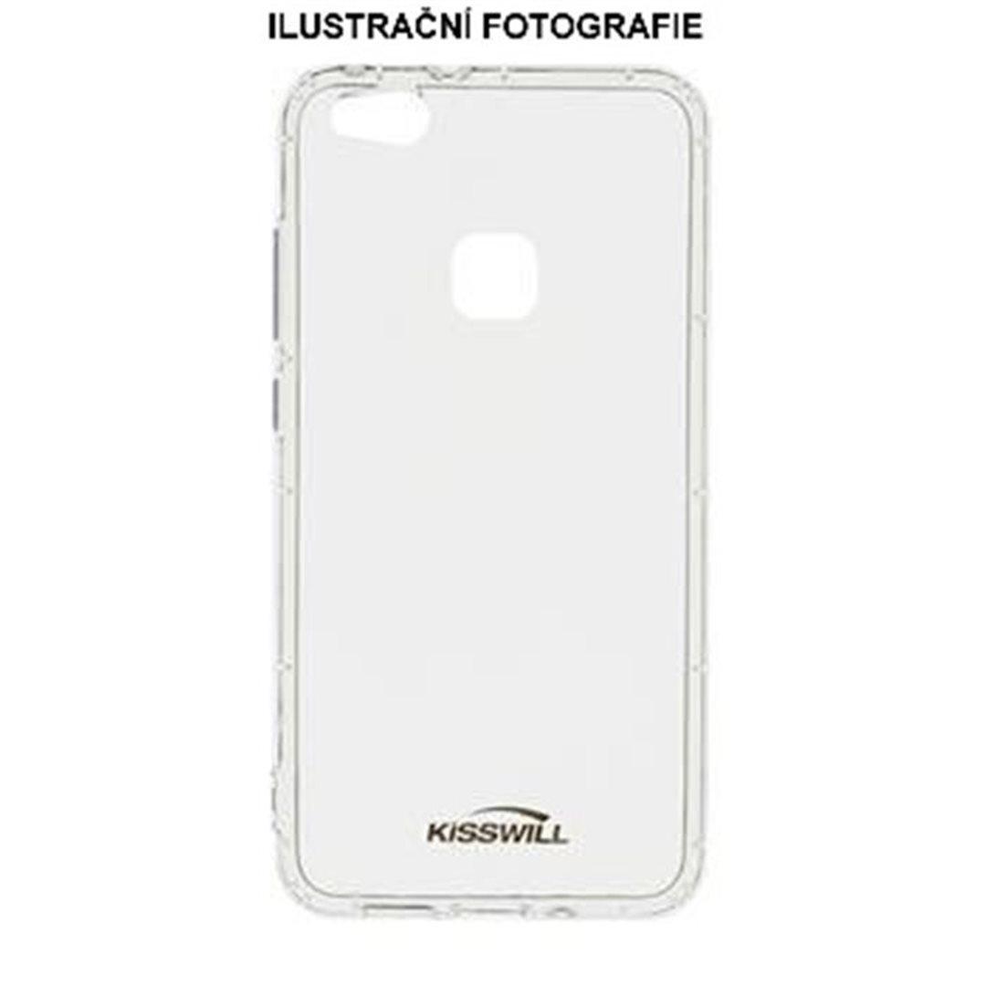 Kisswill Air TPU Kryt Lenovo K5 Transparent
