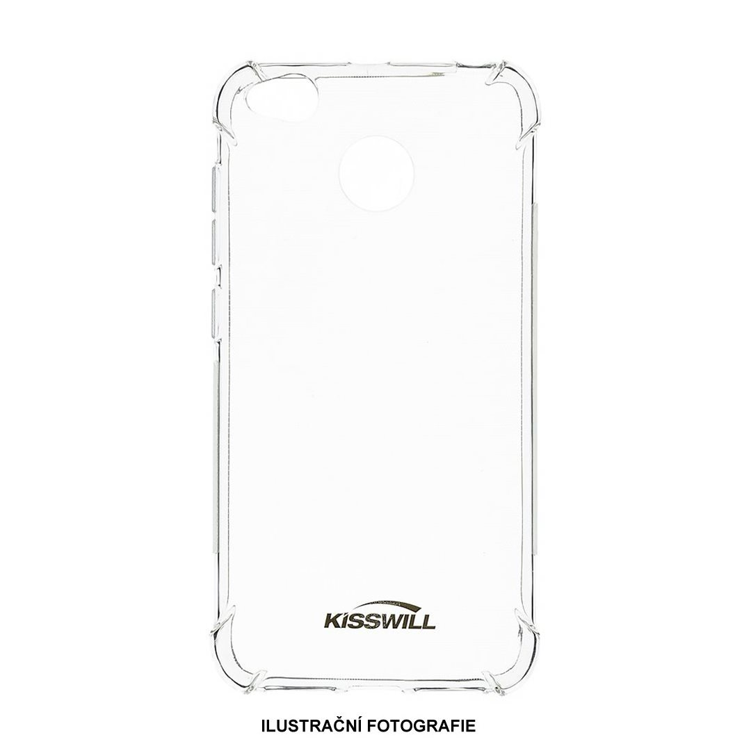 Kisswill TPU Pouzdro Samsung M31s Transparent - 8596311123191