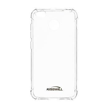 Kisswill Shock TPU Pouzdro Transparent pro Xiaomi Redmi 5 Plus
