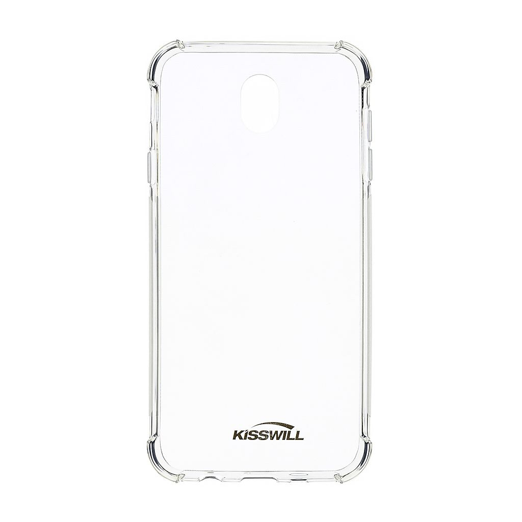Kisswill Shock TPU Kryt pro Samsung G398 Galaxy Xcover 4/4s Transparent