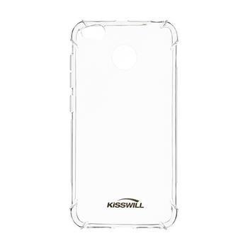 Kisswill Shock TPU Pouzdro Transparent pro Huawei Y6 Prime 2018