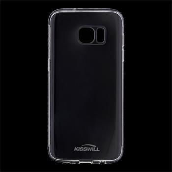 Kisswill TPU Pouzdro Transparent, Samsung G935 Galaxy S7 Edge