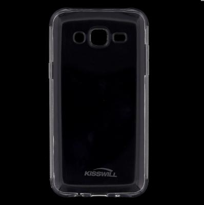 Kisswill TPU Pouzdro Transparent, Samsung J320 Galaxy J3 2016