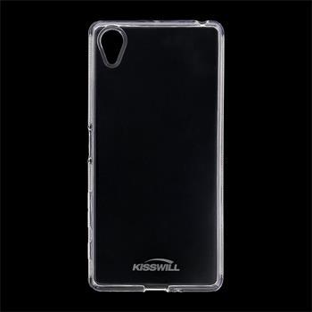 Kisswill TPU Pouzdro Transparent, Sony Xperia X Performance