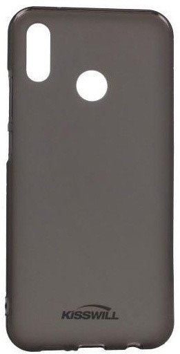 Kisswill TPU Pouzdro Black pro Huawei P20 Lite