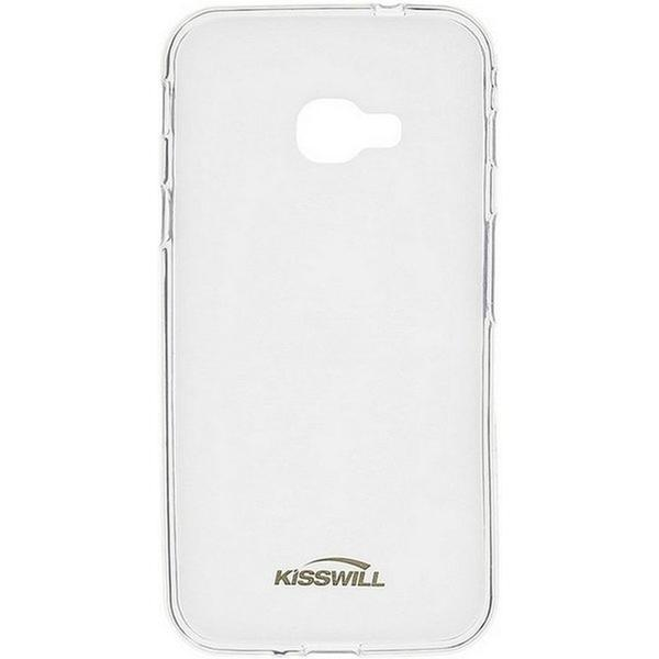 Kisswill TPU Pouzdro Transp. pro HTC U11 Life
