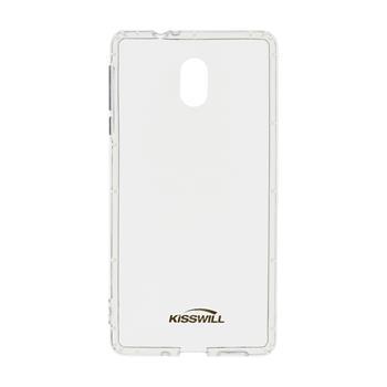 Kisswill TPU Pouzdro Transp. pro iPhone XR