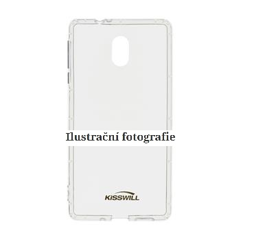 Kisswill TPU Pouzdro Transp. pro Motorola E5 Plus