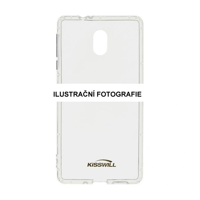 Kisswill TPU Pouzdro pro Samsung Galaxy A50 Transparent