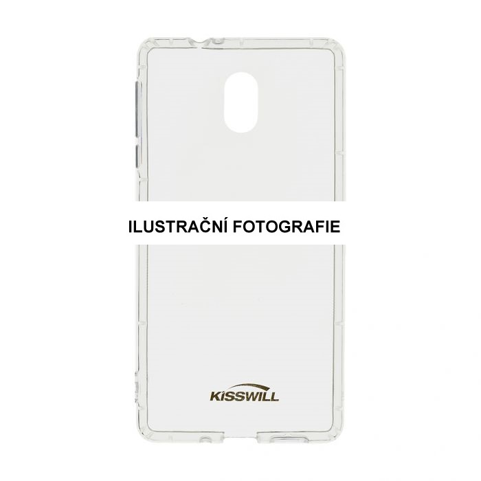 Kisswill TPU Pouzdro Transparent pro Huawei Y6 2019
