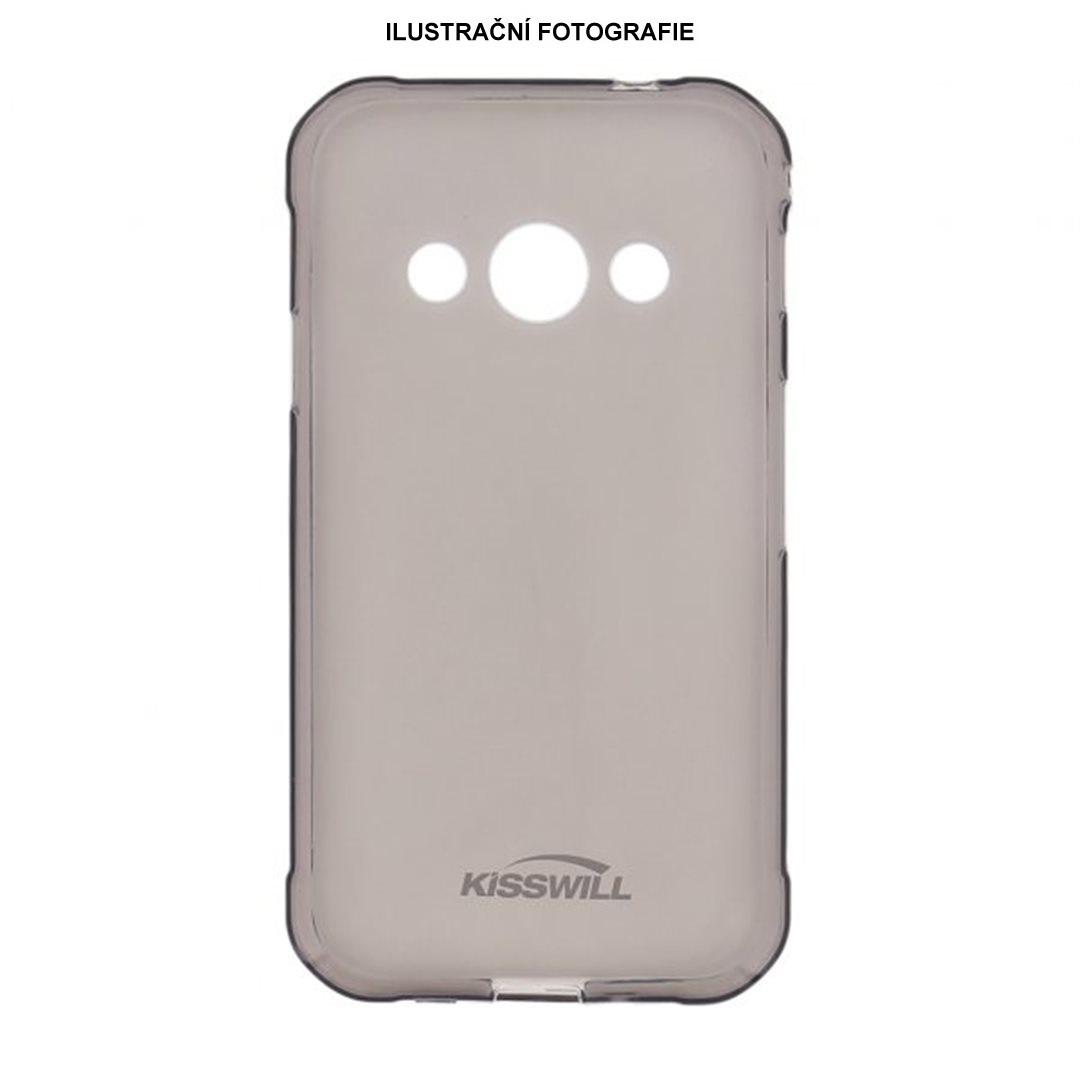 Kisswill TPU Pouzdro pro Samsung Galaxy A30s/A50 Black - 8596311095740