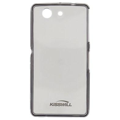Kisswill TPU Pouzdro Black pro Z3 compact