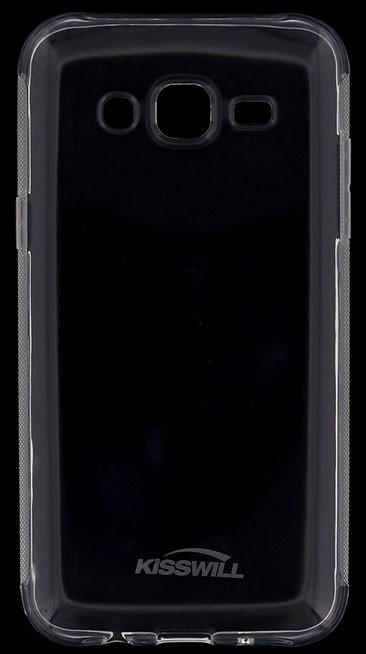Kisswill TPU Pouzdro Black pro Galaxy J5