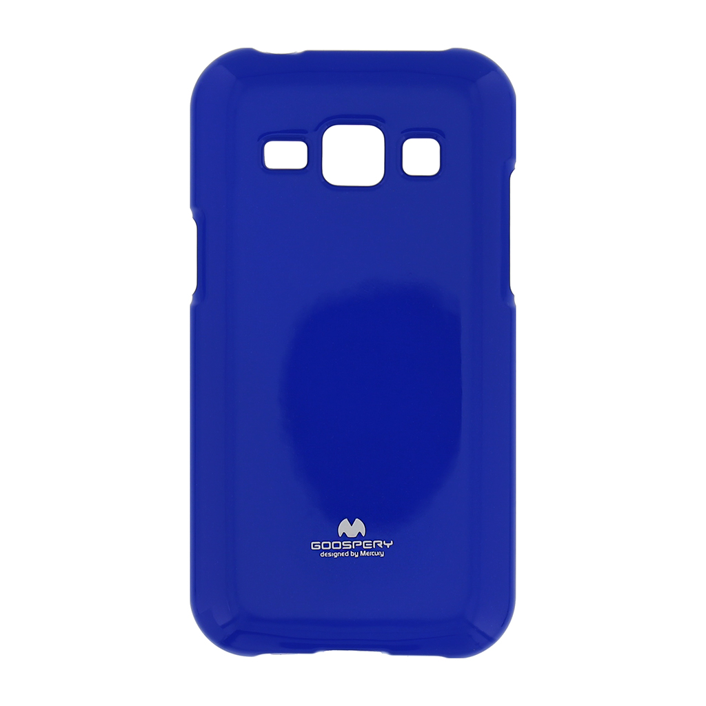 Mercury Jelly Case pro Galaxy J5 Navy