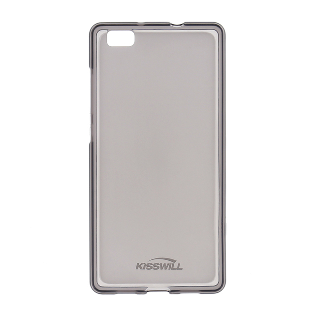 Kisswill TPU Pouzdro Black pro Huawei P8 Lite
