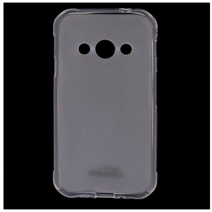 Kisswill TPU Pouzdro Transparent pro Samsung Galaxy XCover 4