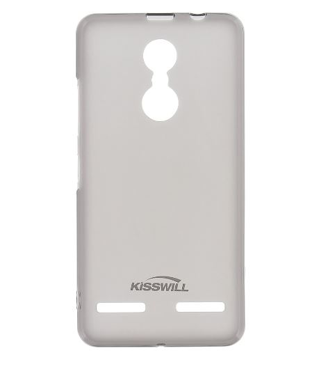 Kisswill TPU Pouzdro Black pro Lenovo K6 Note
