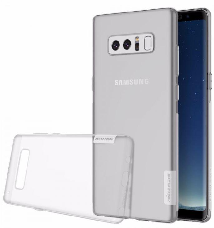 Nillkin Nature TPU Pouzdro Transparent pro Samsung N950 Galaxy Note 8