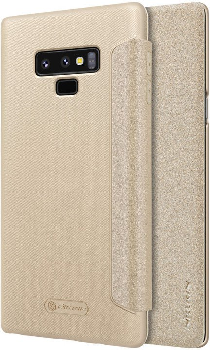 Nillkin Sparkle  Gold pro Samsung N960 Note 9