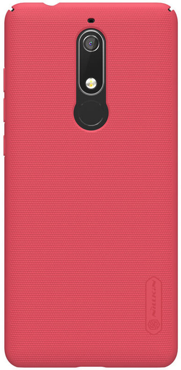 Nillkin  Frosted  Kryt Red pro Nokia 5.1