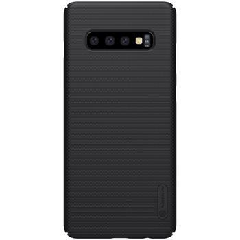 Nillkin Super Frosted Zadní Kryt Black pro Samsung Galaxy S10+