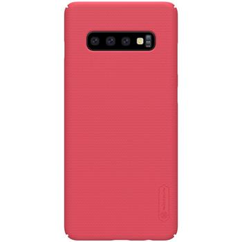 Nillkin Super Frosted Zadní Kryt Red pro Samsung Galaxy S10+