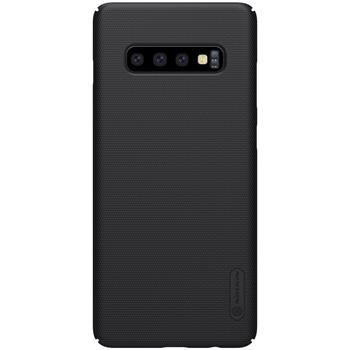 Nillkin Super Frosted Zadní Kryt Black pro Samsung Galaxy S10