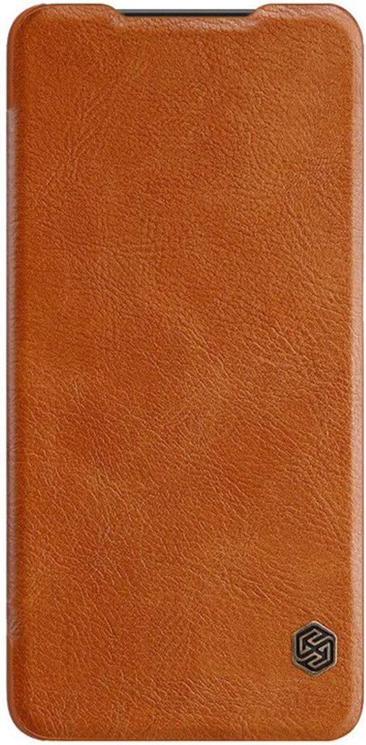 Nillkin Qin Book Pouzdro Xiaomi Redmi 9 Brown - 6902048201934