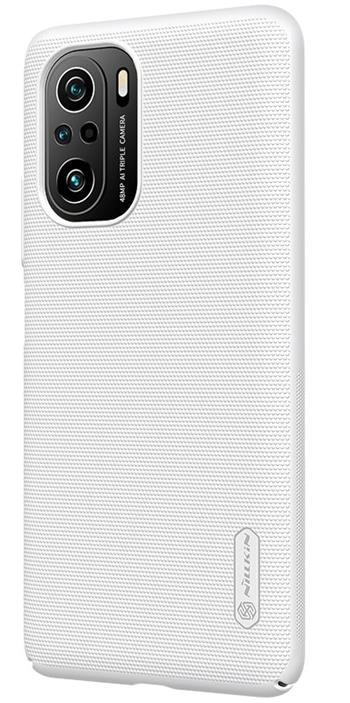 Nillkin Super Frosted Zadní Kryt pro Xiaomi Poco F3 White - 6902048214859