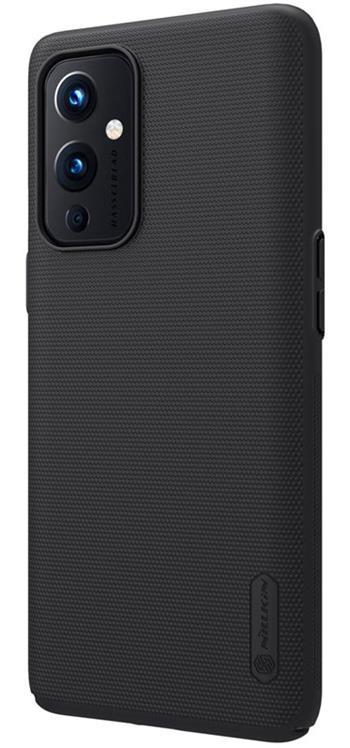 Nillkin Super Frosted Zadní Kryt pro OnePlus 9 Black - 6902048216464