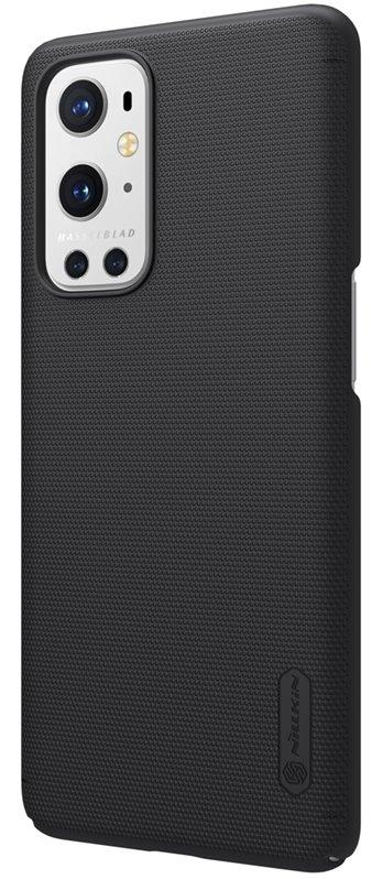 Nillkin Super Frosted Zadní Kryt pro OnePlus 9 Pro Black - 6902048215153