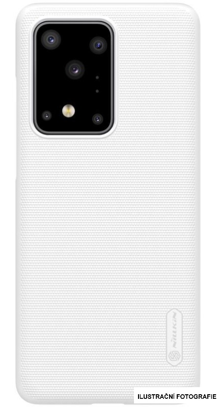 Nillkin Super Frosted Zadní Kryt pro Samsung Galaxy S20 Ultra White