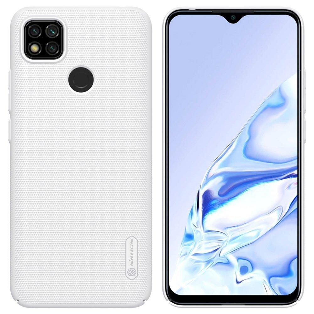 Nillkin Frosted Kryt Xiaomi Redmi 9C White - 6902048202429
