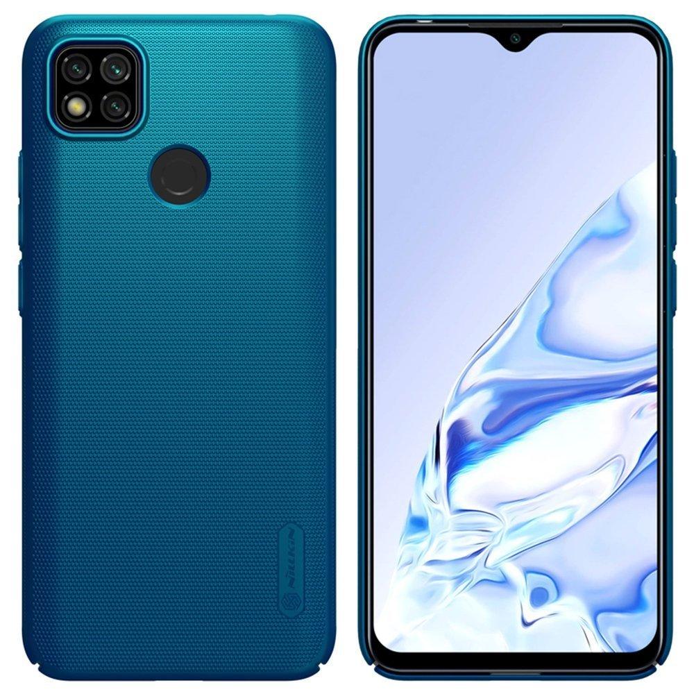 Nillkin Frosted Kryt Xiaomi Redmi 9C Peacock Blue - 6902048202436