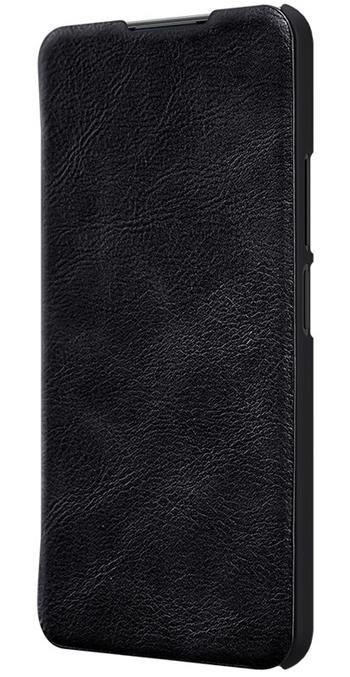 Nillkin Qin Book Pouzdro pro Xiaomi Mi 11 Lite 4G/5G Black - 6902048216730