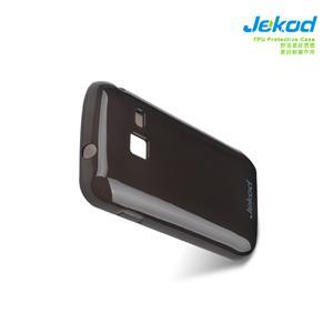 JEKOD TPU Ochranné Pouzdro Black pro Samsung S5380