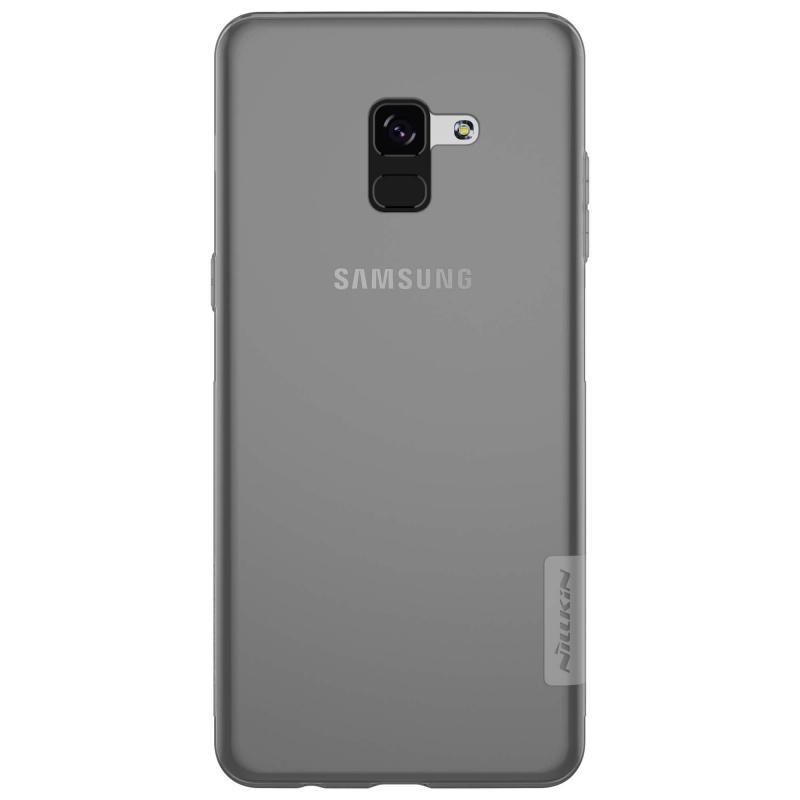 Nillkin Nature TPU Pouzdro Grey pro Samsung A530 Galaxy A8