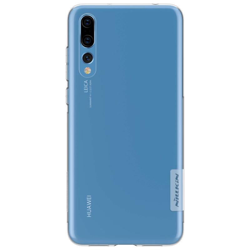 Nillkin Nature TPU Pouzdro Transparent pro Huawei P20 Pro