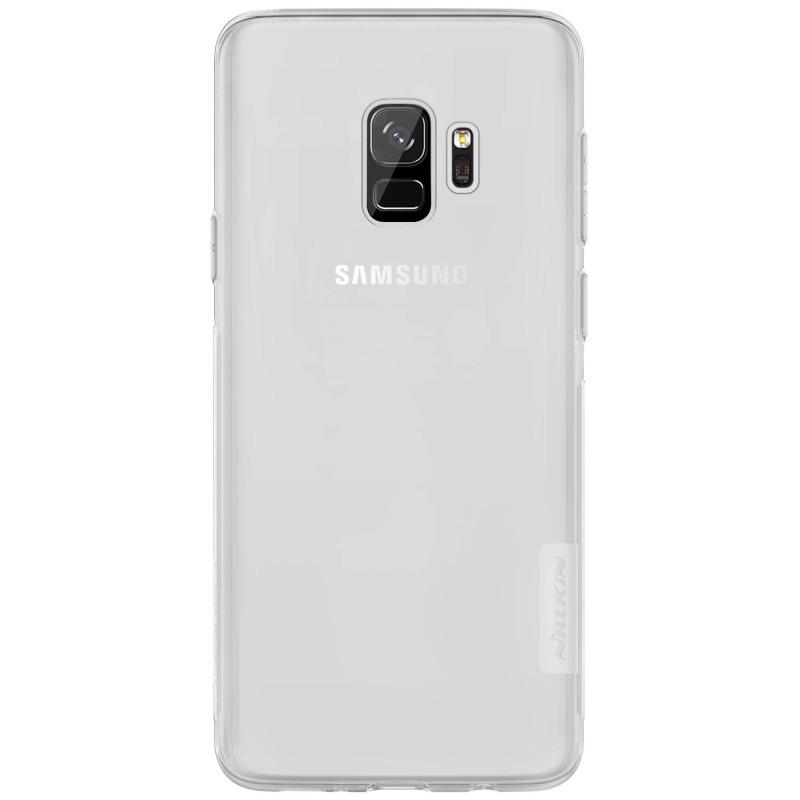 Nillkin Nature TPU Pouzdro Transparent pro Samsung G960 Galaxy S9