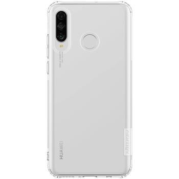 Nillkin Nature TPU Pouzdro pro Huawei P30 Lite Transparent