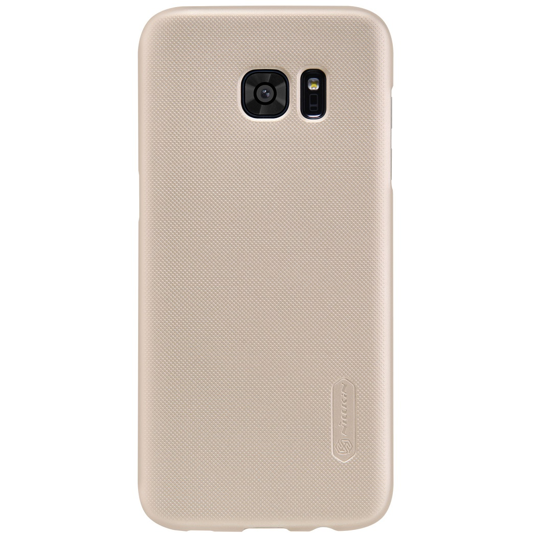Nillkin Frosted Kryt pro G935 Galaxy S7 Edge Gold
