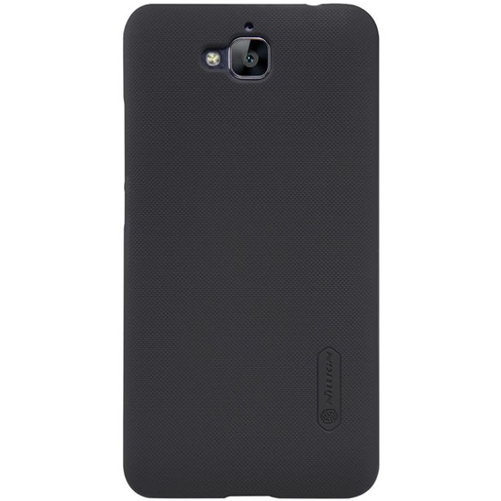 Nillkin Frosted Kryt Black pro Huawei Y6 Pro