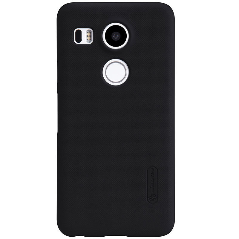 Nillkin Frosted Kryt Black pro LG Nexus 5X