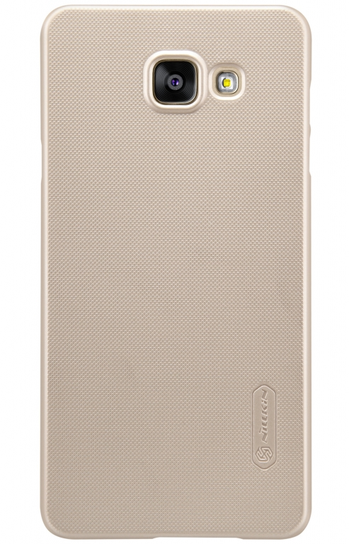 Nillkin Frosted Kryt Gold pro A510 Galaxy A5 2016